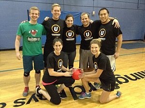 Brave Little Throwsters Team Photo