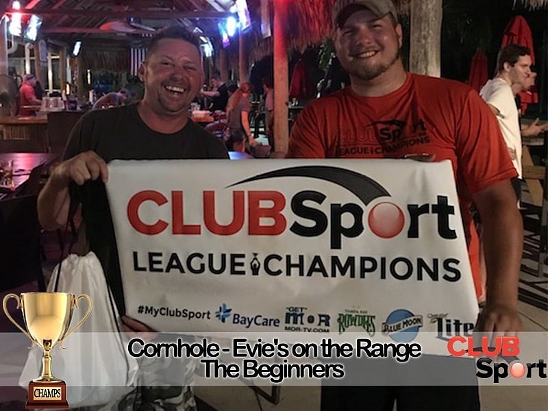 The Beginners - CHAMPS