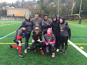 Kickball Team Page For Tight Winter Muffs Underdog Sports