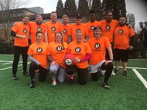 Kickball Team Page For Ginja Ninjas Underdog Sports Leagues