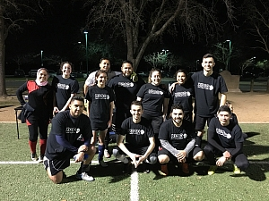 AC Roma Team Photo