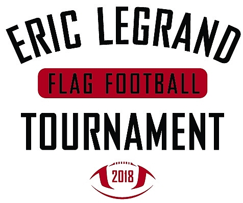 Eric LeGrand Flag Football Tournament LOGO