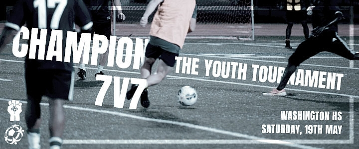 Champion the Youth 7v7 Tournament 2018