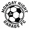 Monday Night Garage FC Team Logo