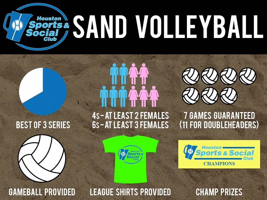 HoustonSSC sand volleyball
