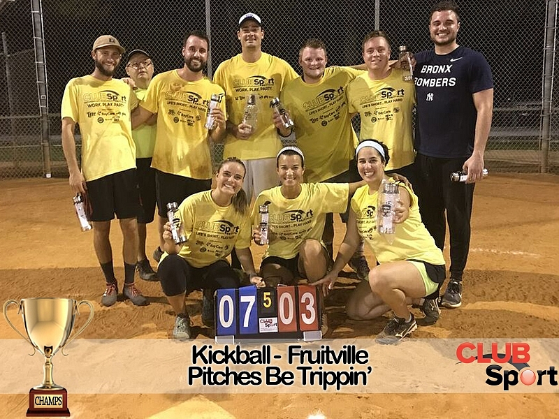 Pitches Be Trippin (ea) - CHAMPS