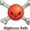 Righteous Balls Team Logo