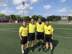 Now Hiring: Certified Soccer Referees