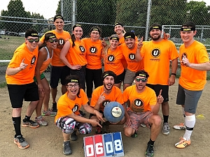 Kickball Team Page For Enginerds Underdog Sports Leagues