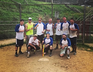 Mud Hens 58 Summer Mens Champs