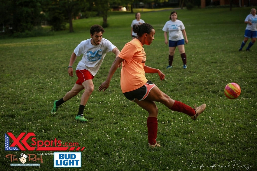 Tuesday Coed Soccer