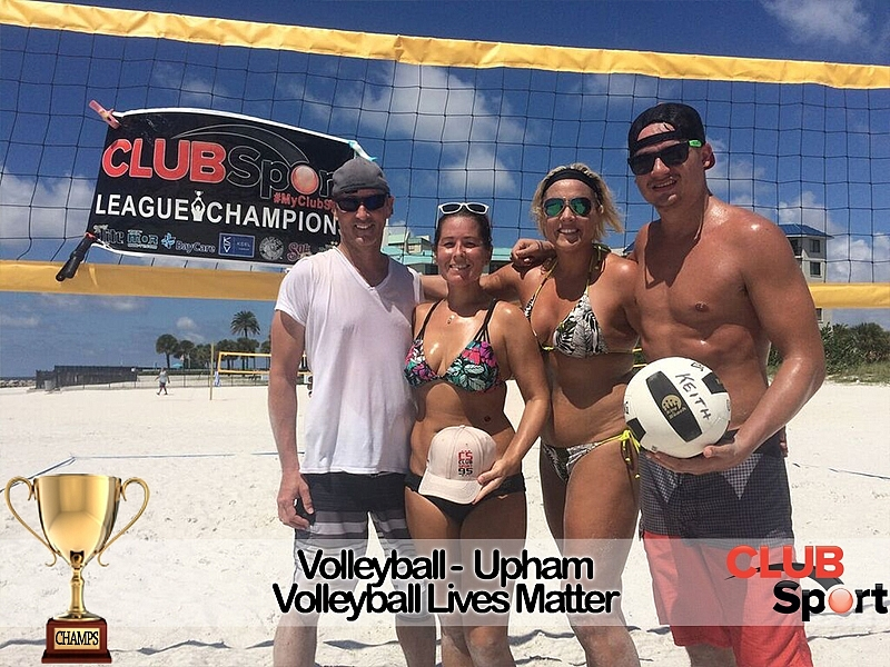 Volleyball Lives Matter! (CB) - CHAMPS