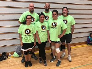 Volleybags Team Photo