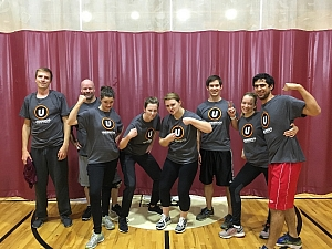 The Dodgefathers Team Photo