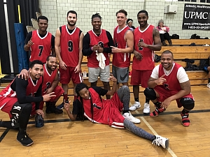 Savage Champions of the Fall Men's Basketball