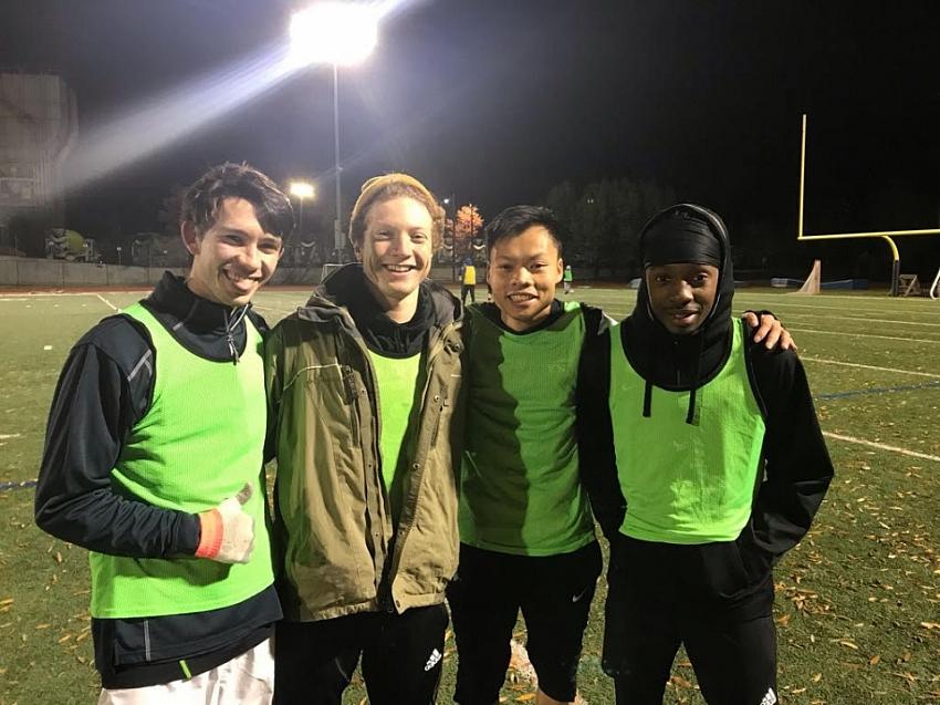Atlanta Pickup Soccer Game