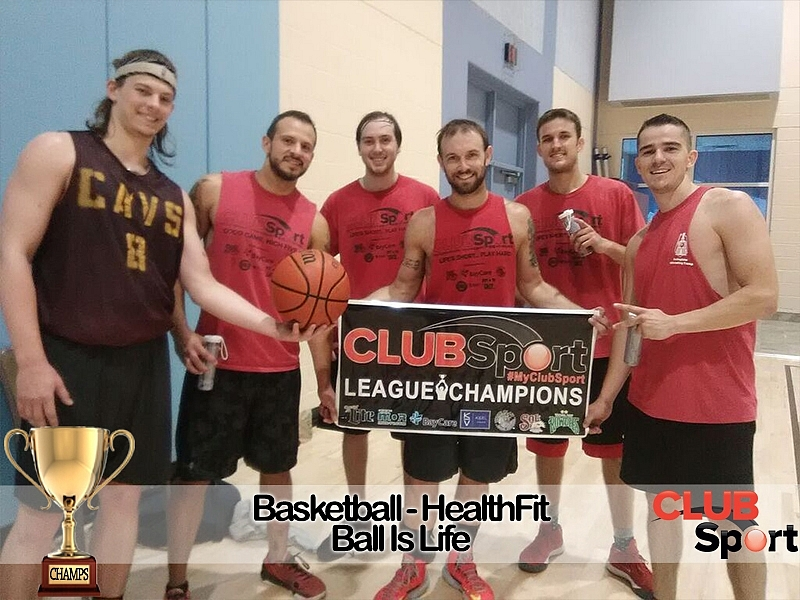 Ball is Life - CHAMPS