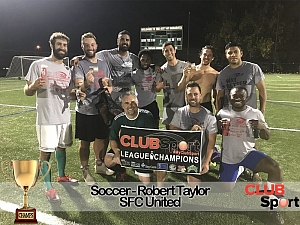 SFC United - CHAMPS