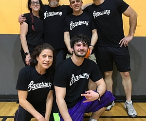 SANCTUARY Team Photo