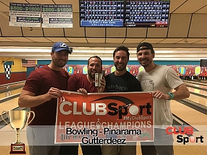 Gutterdeez  (L) - CHAMPS photo