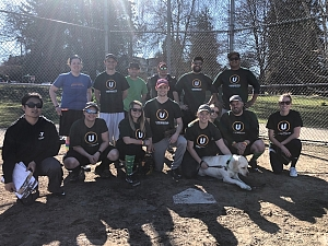 Quit your Pitchin!!! Team Photo