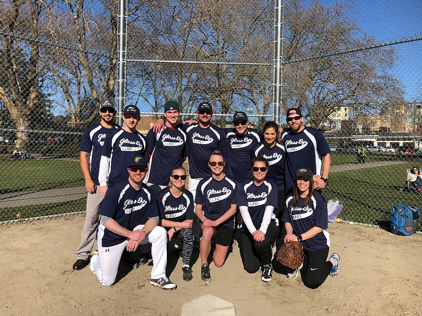 Softball - Team Page for Glass By Lund - Underdog Sports
