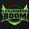 Legion of Boom - Black Team Logo