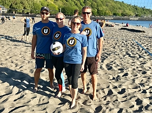 Beach Bumps Team Photo