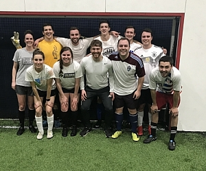 Winter Indoor Champs- FC Ibitha