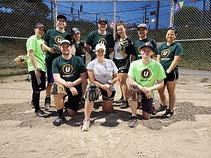 Green Lake Monsters Team Photo