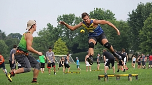 Spikeball Leagues and Tournaments