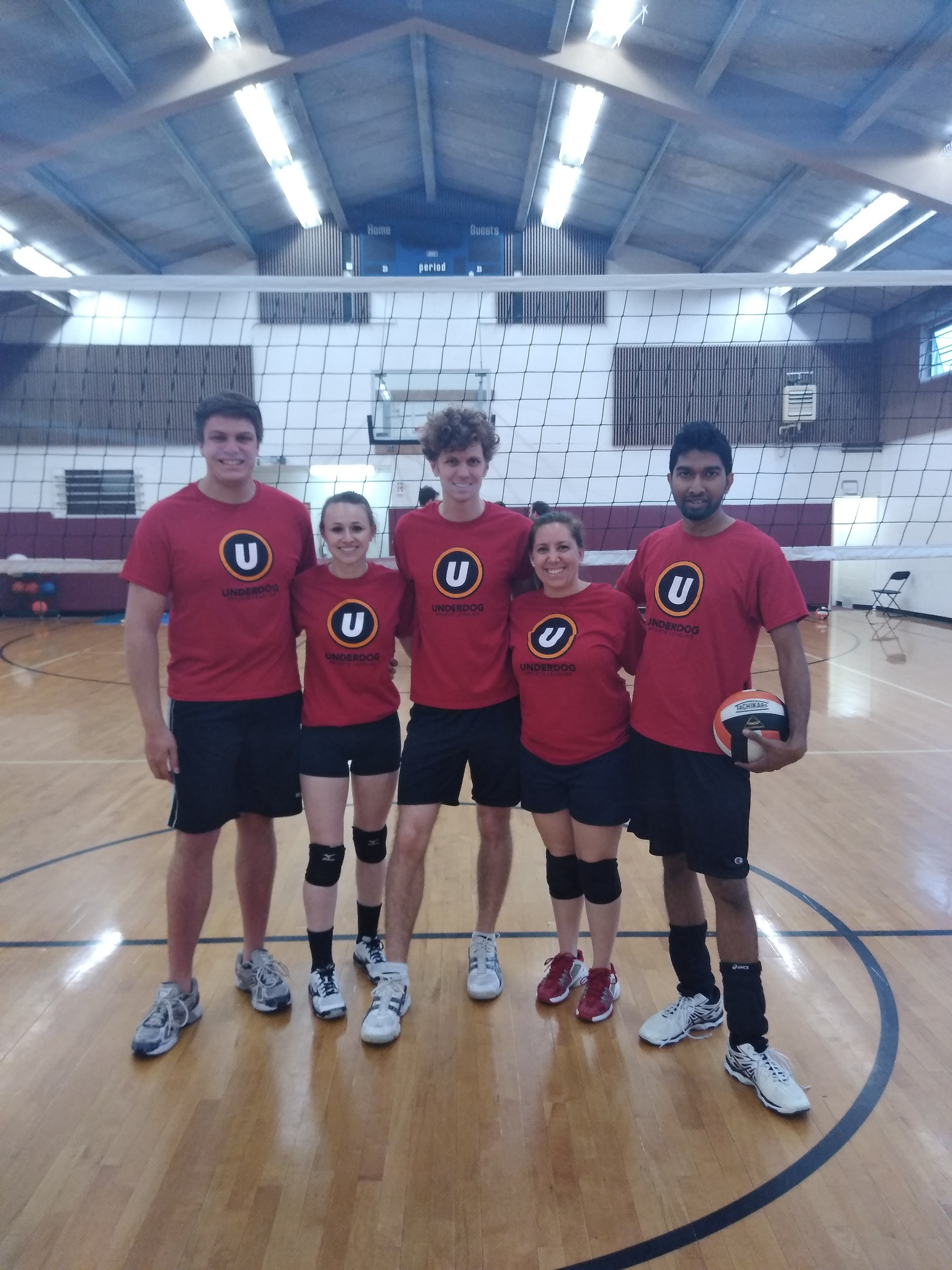 Volleyball - Seattle Adult Volleyball Leagues