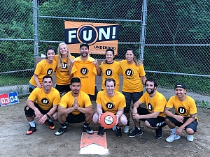 Pitch Please! Team Photo