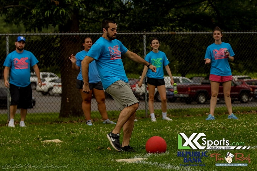 Friday Coed Kickball