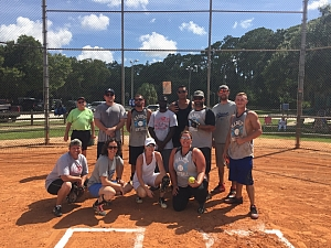Adult Softball Leagues by Club Sport