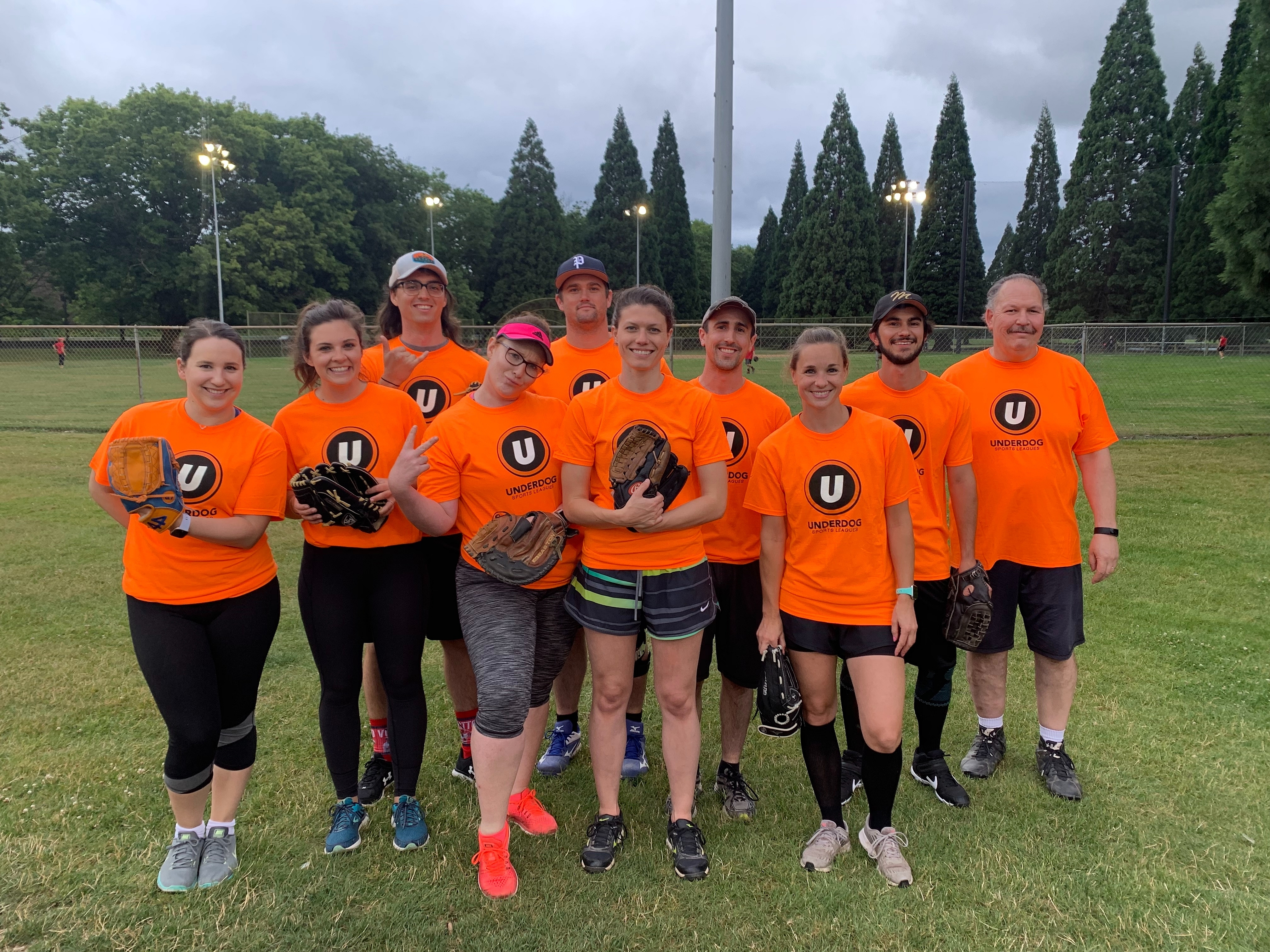 Portland Sports Leagues, Corporate Team Building and Staff