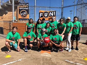 Ball Busters  Team Photo