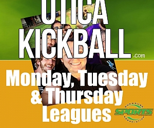 Utica Kickball Registration Is Open!