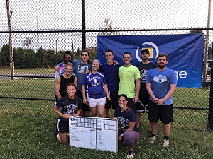 Summer 19 Tuesday Champions - Ballbarians