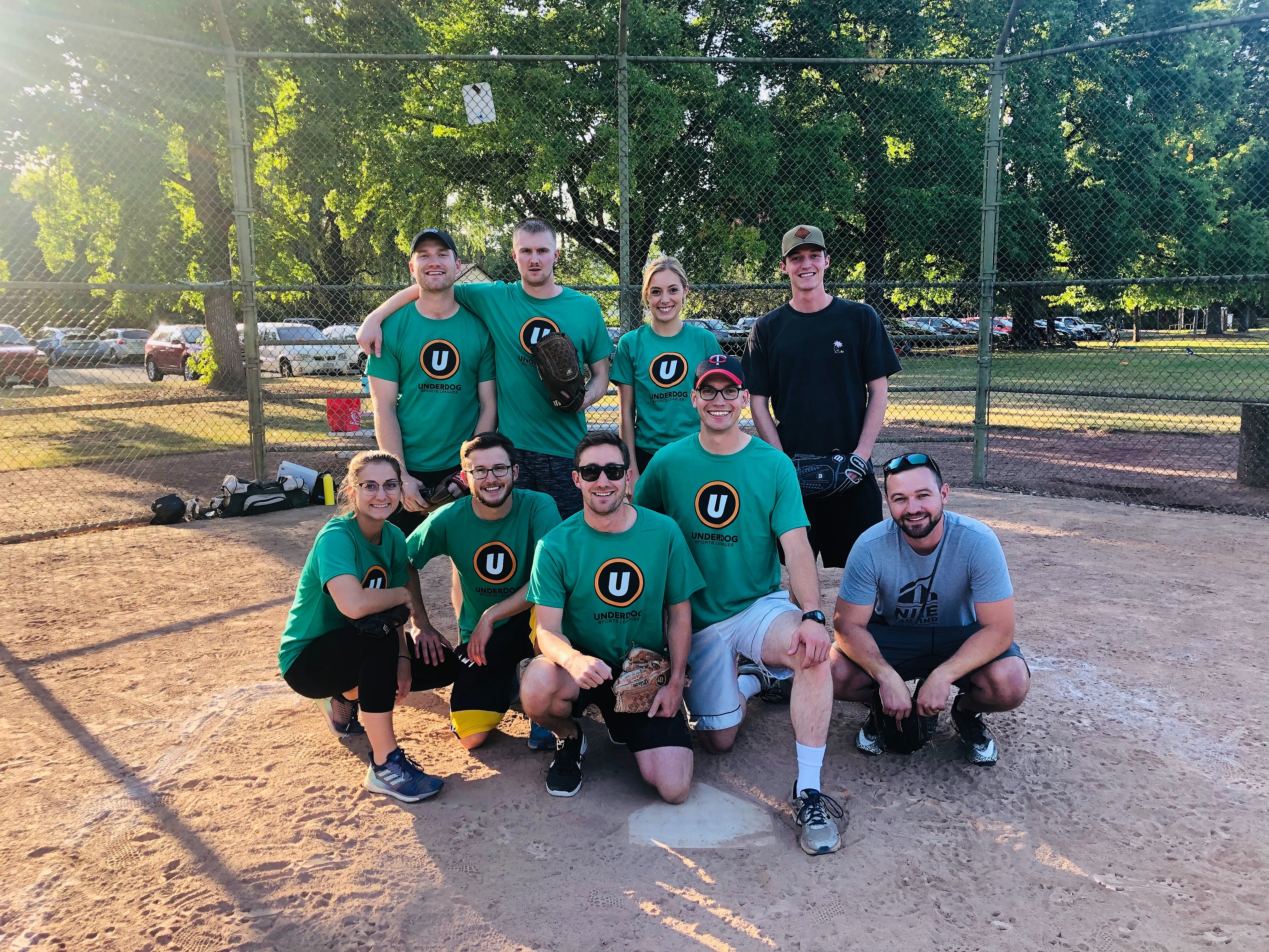 Portland Adult Softball Leagues, Co-ed Slow Pitch Softball