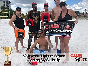 Getting my skills up (ic) - CHAMPS photo