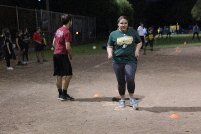 Oakland Fall 2019 Coed - Week 1-3