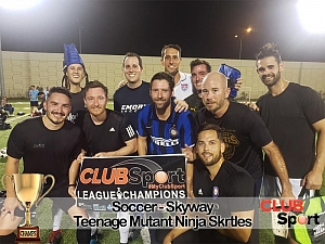 Teenage Mutant Ninja Skrtels - CHAMPS photo
