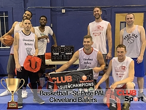 Cleveland Ballers - CHAMPS photo