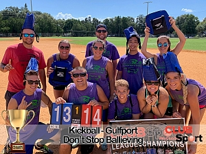 Don't Stop Ballieving - CHAMPS photo