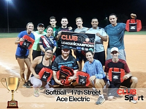 Ace Electric (i) - CHAMPS photo