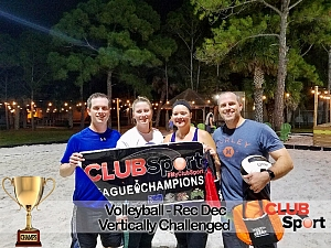 Vertically Challenged (i) - CHAMPS photo