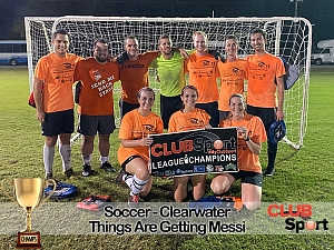 Things are getting Messi - CHAMPS photo