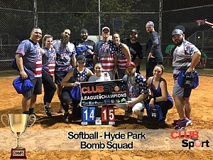 Bomb Squad - CHAMPS photo