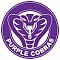 Insight GloboGym Purple Cobras* Team Logo